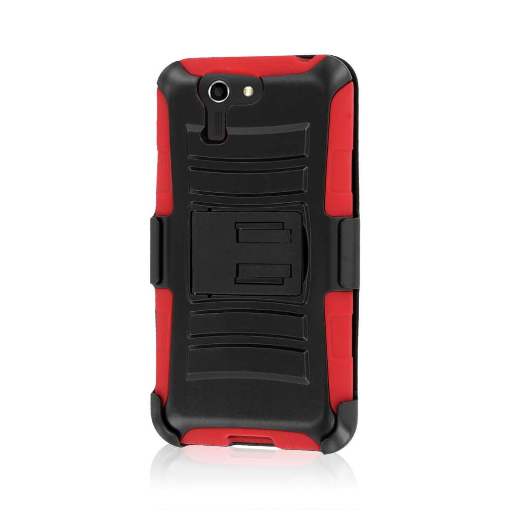 ASUS PadFone X - Red MPERO IMPACT XT - Kickstand Case Cover