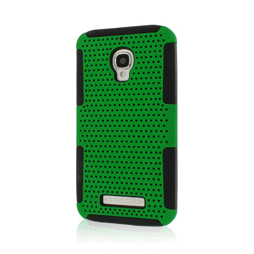 Alcatel OneTouch Fierce - Neon Green MPERO FUSION M - Protective Case Cover