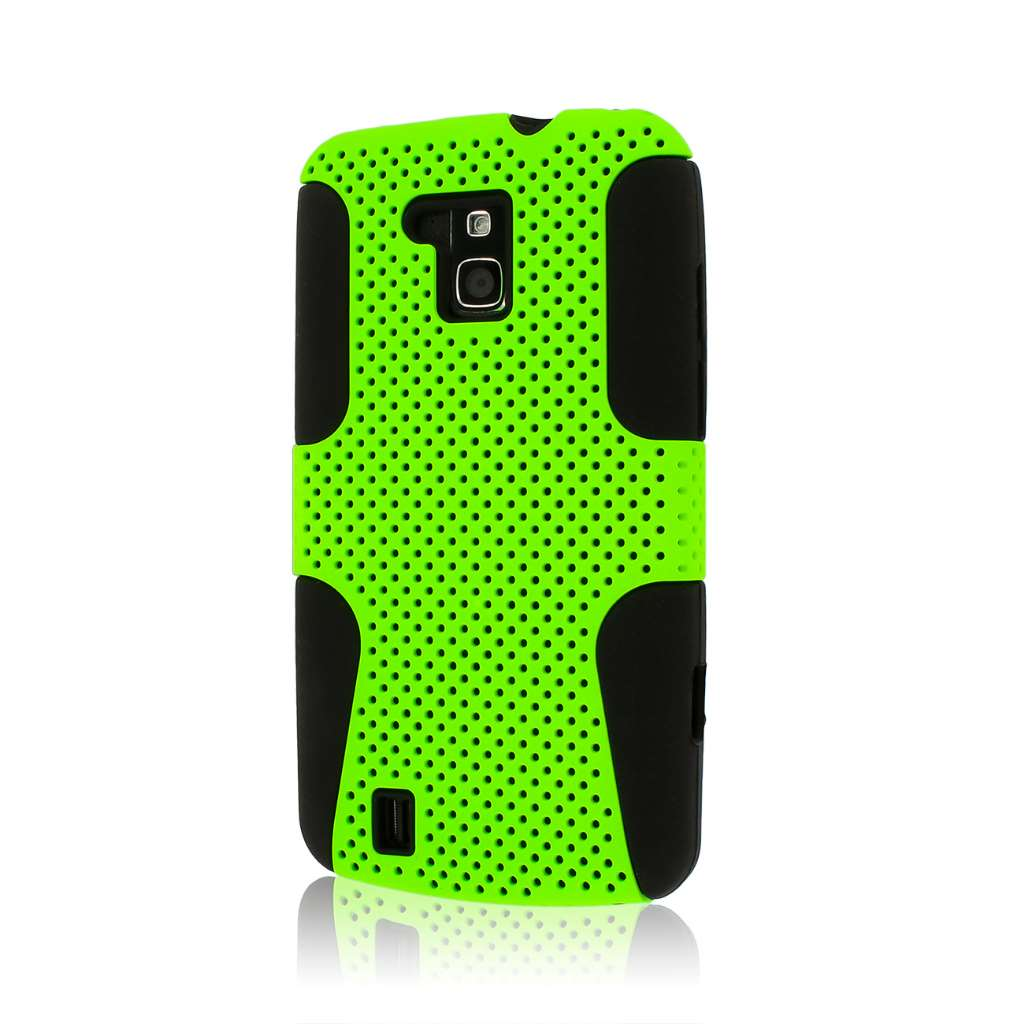 ZTE Force N9100 - NEON GREEN MPERO FUSION M - Protective Case Cover