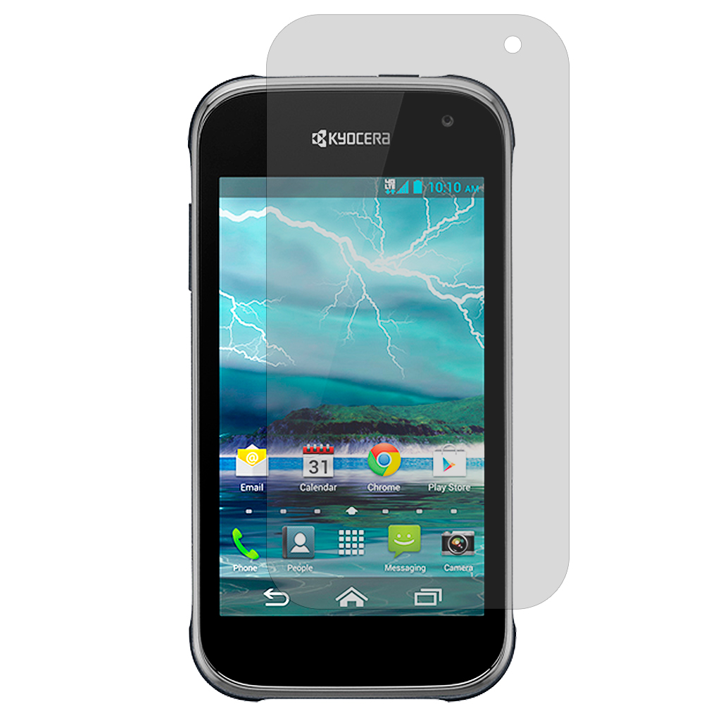 Kyocera Hydro XTRM Anti Glare LCD Screen Protector