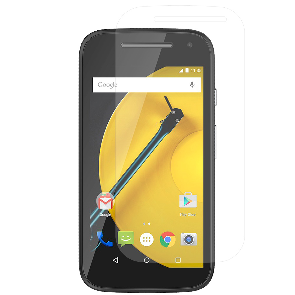 Motorola Moto E LTE 2nd Generation Clear LCD Screen Protector