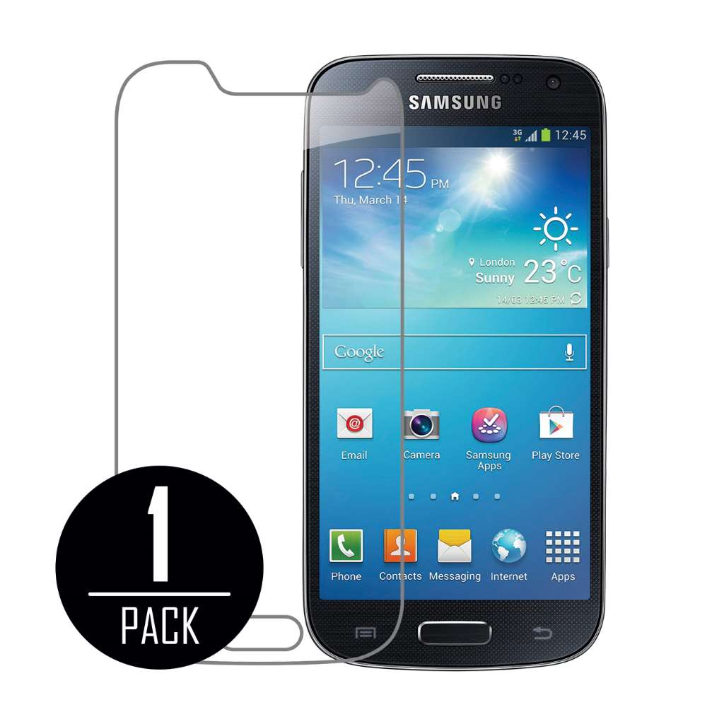 Samsung Galaxy S4 Mini MPERO Tempered Glass Screen Protector