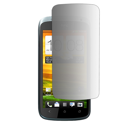 HTC One S Mirror LCD Screen Protector