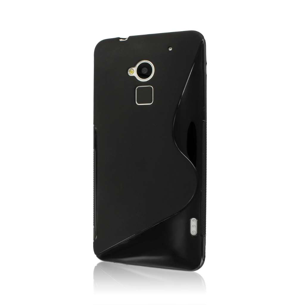 HTC One Max T6 - BLACK MPERO FLEX S - Protective Case Cover