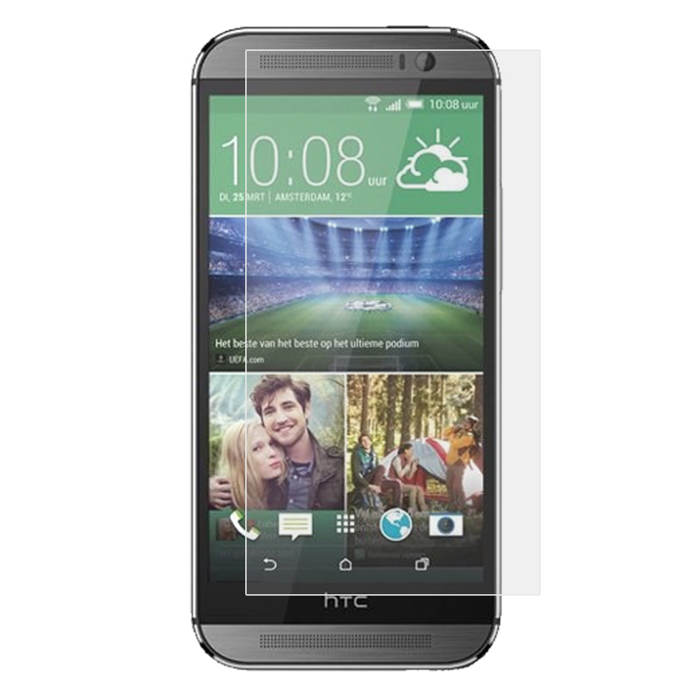 HTC One M8 Clear LCD Screen Protector