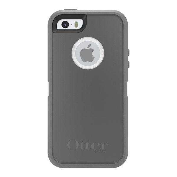 iPhone 5/5S/SE - Glacier OtterBox Defender Case