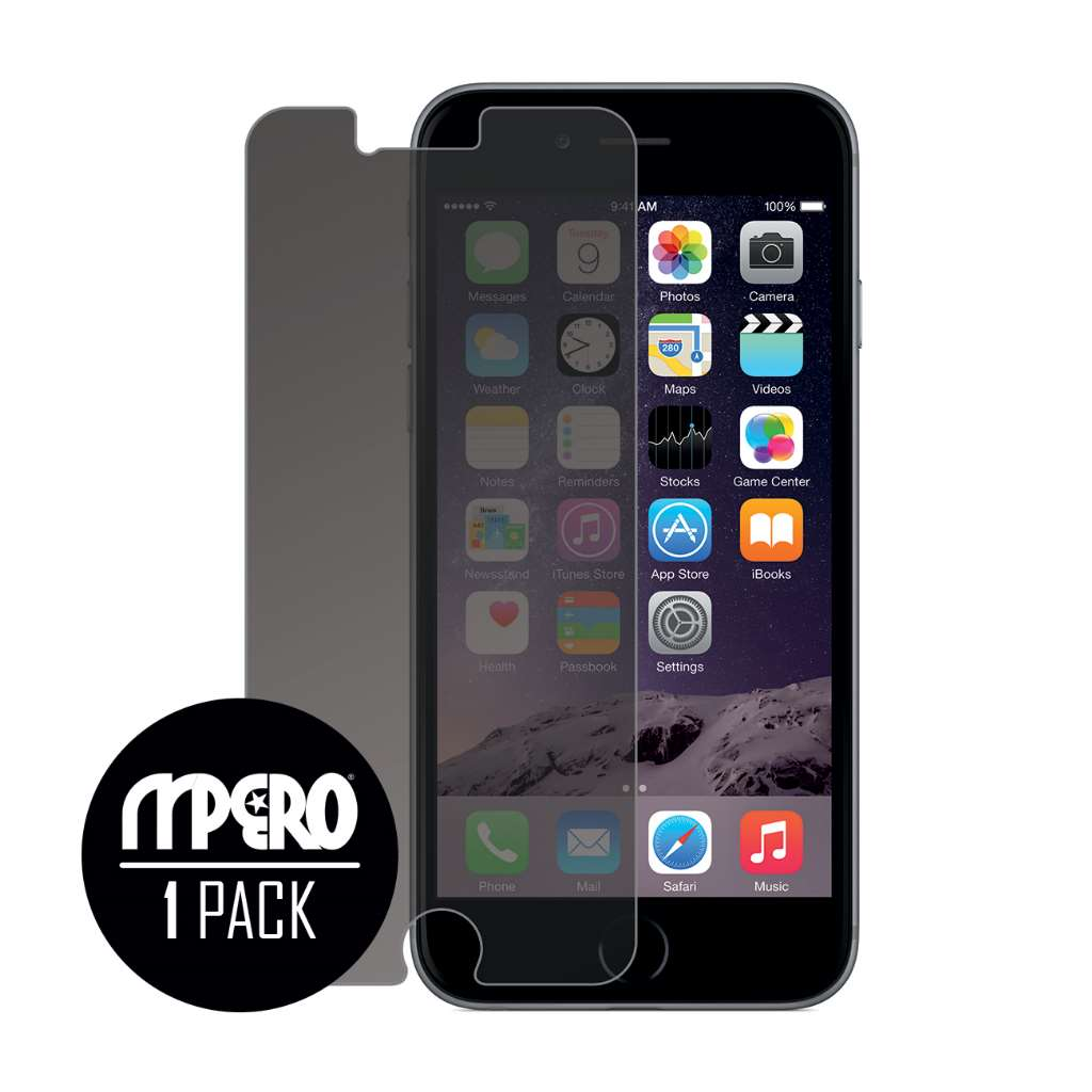 Apple iPhone 6 / 6S MPERO Privacy Screen Protector