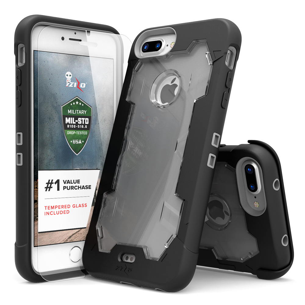 For Apple Iphone 7 Amp 7 Plus Proton Heavy Duty Case Holster