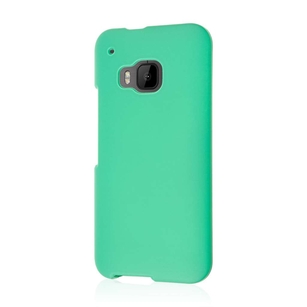 HTC One M9 - Mint Green MPERO SNAPZ - Case Cover