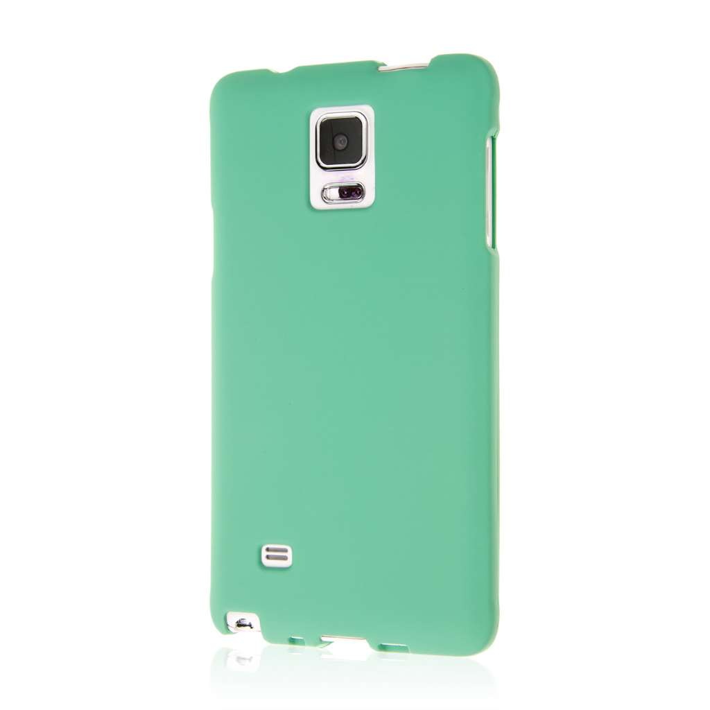 Samsung Galaxy Note 4 - Mint Green MPERO SNAPZ - Case Cover