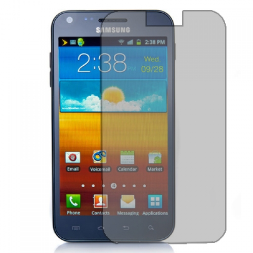 Samsung Epic Touch 4G D710 Sprint Galaxy S2 Clear LCD Screen Protector