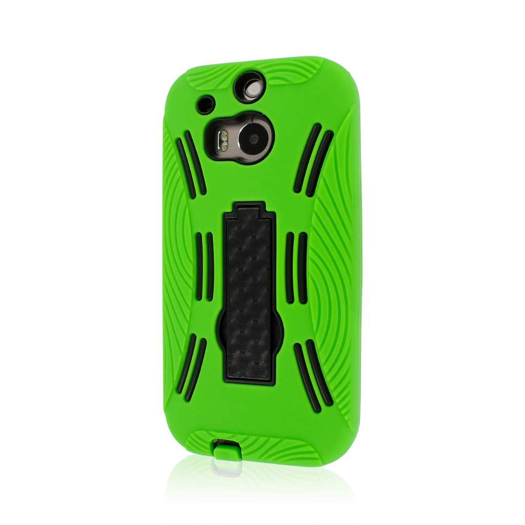 HTC One M8 M8 MPERO IMPACT XL - Kickstand Case Cover