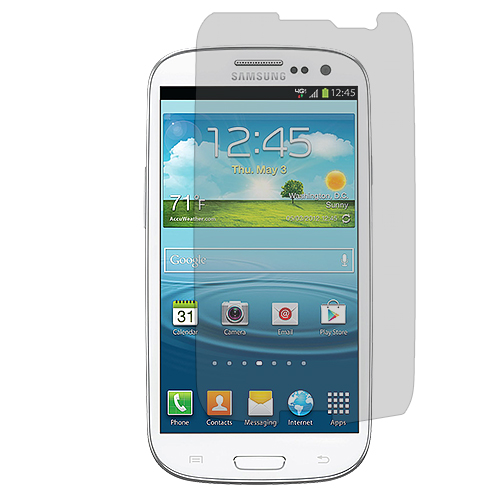 Samsung Galaxy S3 Clear LCD Screen Protector