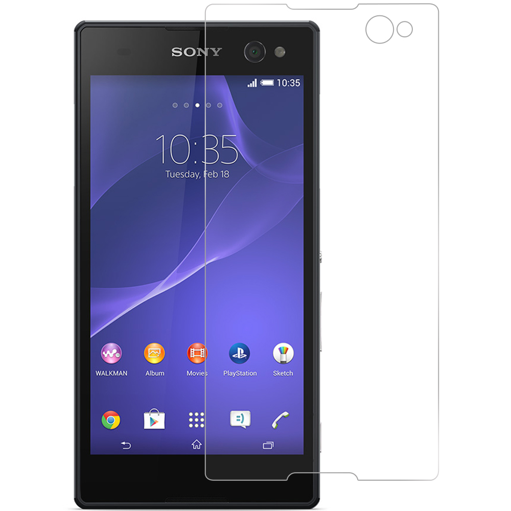 Sony Xperia C3 Clear LCD Screen Protector