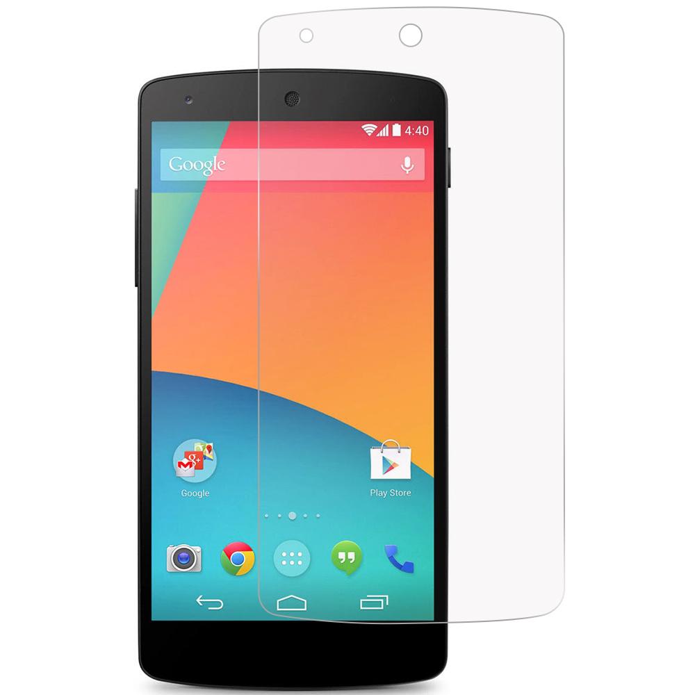Motorola Google Nexus 6 Anti Glare LCD Screen Protector