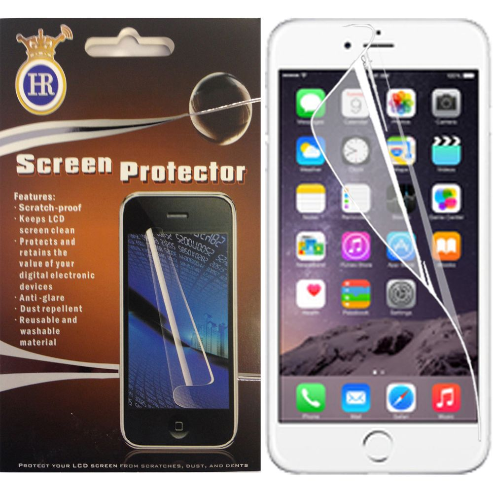 how to put screen protector on phone