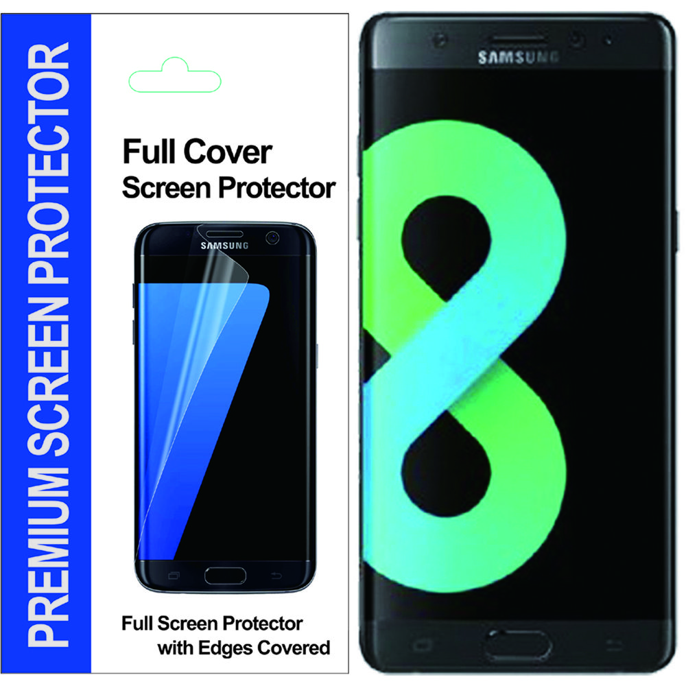 For-Samsung-Galaxy-S8-S8-Plus-Full-Coverage-TPU-Clear-Screen-Protector-Film