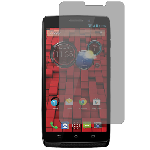 Motorola Droid Ultra XT1080 Anti Glare LCD Screen Protector