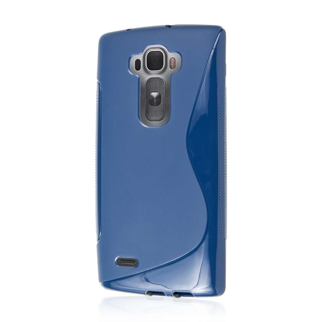 LG G Flex 2 - Blue MPERO FLEX S - Protective Case Cover