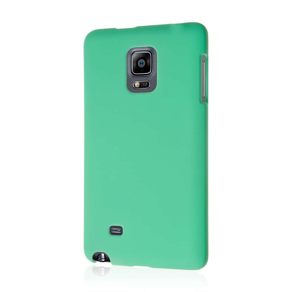 Samsung Galaxy Note Edge - Mint Green MPERO SNAPZ - Case Cover