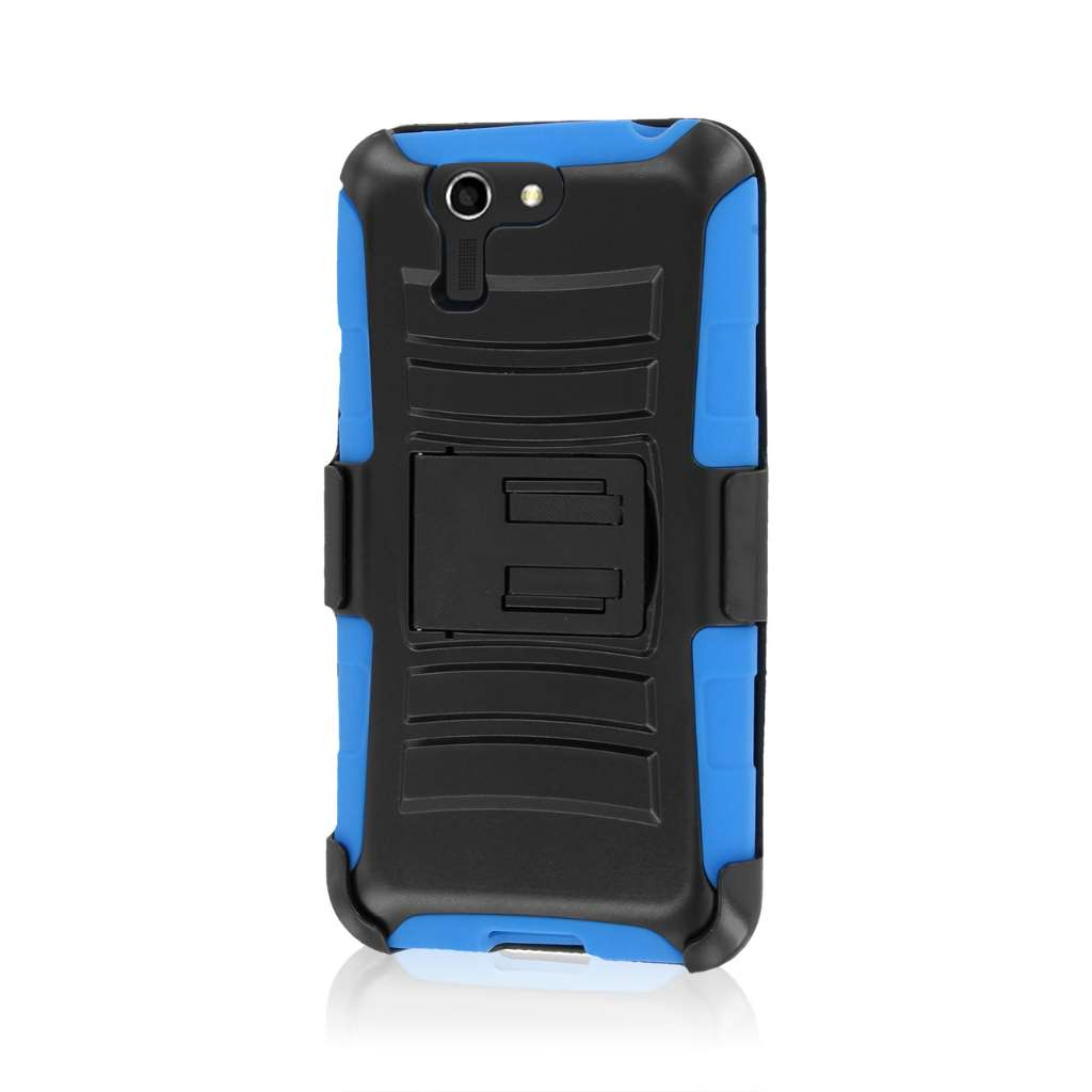 ASUS PadFone X - Blue MPERO IMPACT XT - Kickstand Case Cover