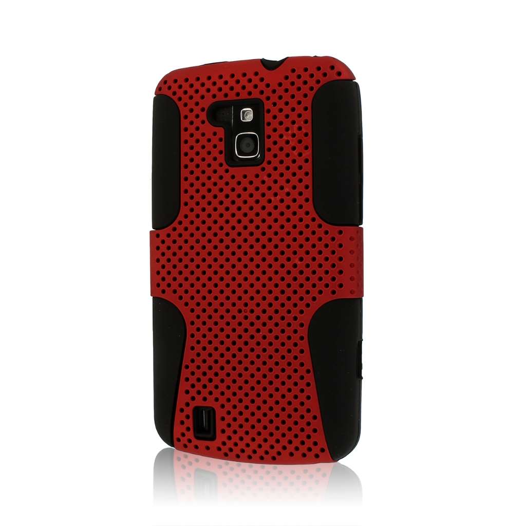 ZTE Force N9100 - BURGUNDY RED MPERO FUSION M - Protective Case Cover