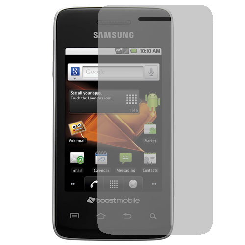 Samsung Galaxy Prevail M820 Matte LCD Screen Protector
