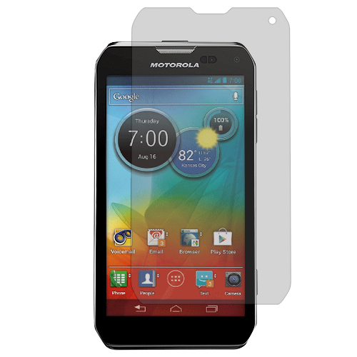 Motorola Photon Q 4G XT897 Clear LCD Screen Protector
