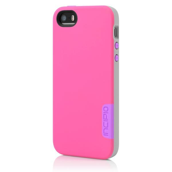 iPhone 5/5S/SE - Pink/White/Purple Incipio Phenom Case Cover