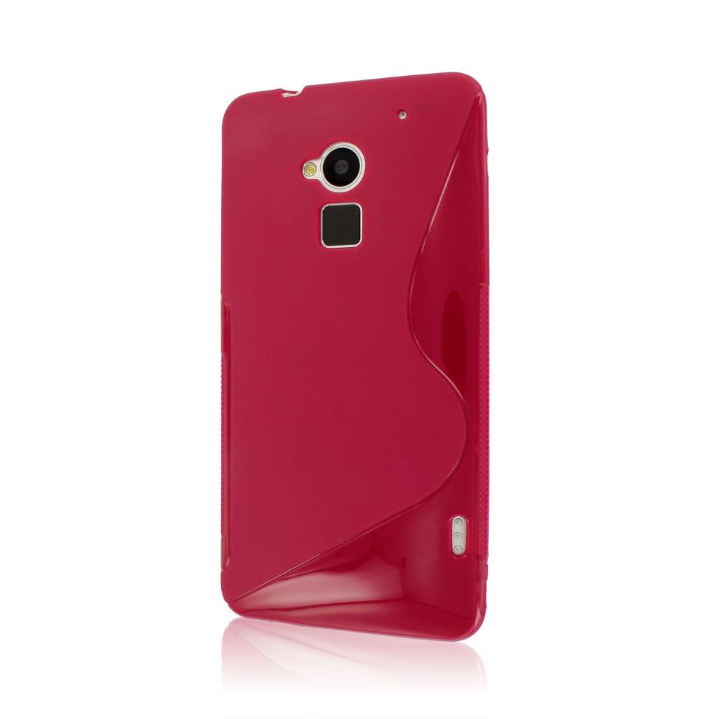 HTC One Max T6 - HOT PINK MPERO FLEX S - Protective Case Cover