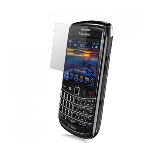 BlackBerry Bold 9700 9780 Clear LCD Screen Protector