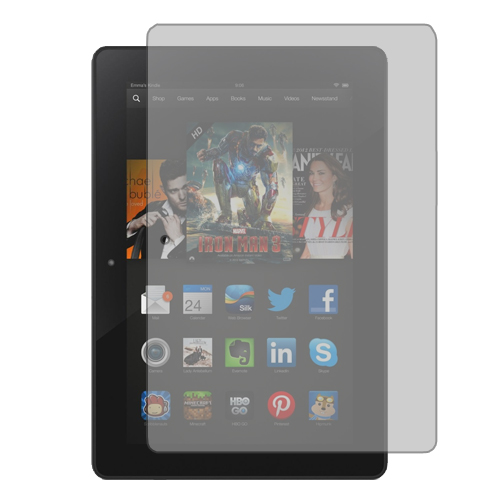 Amazon Kindle Fire HDX 8.9 Anti Glare LCD Screen Protector