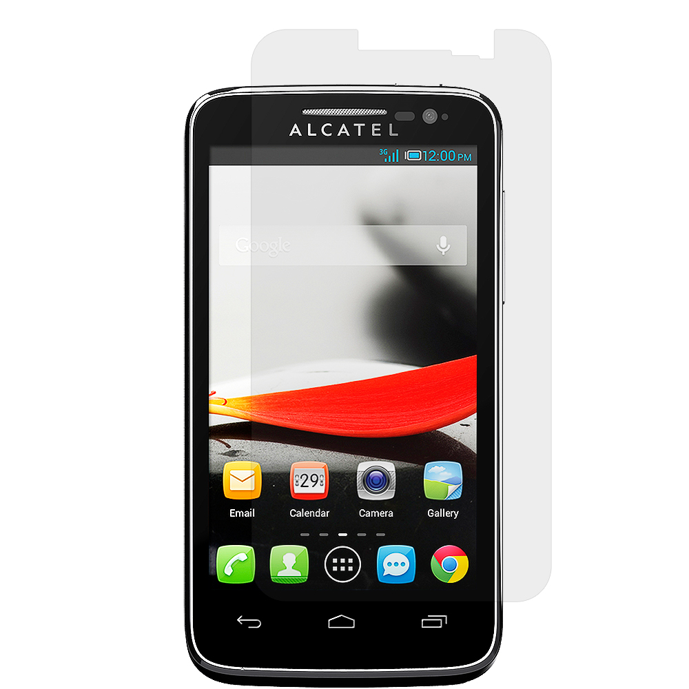 Alcatel One Touch Evolve 5020T Clear LCD Screen Protector
