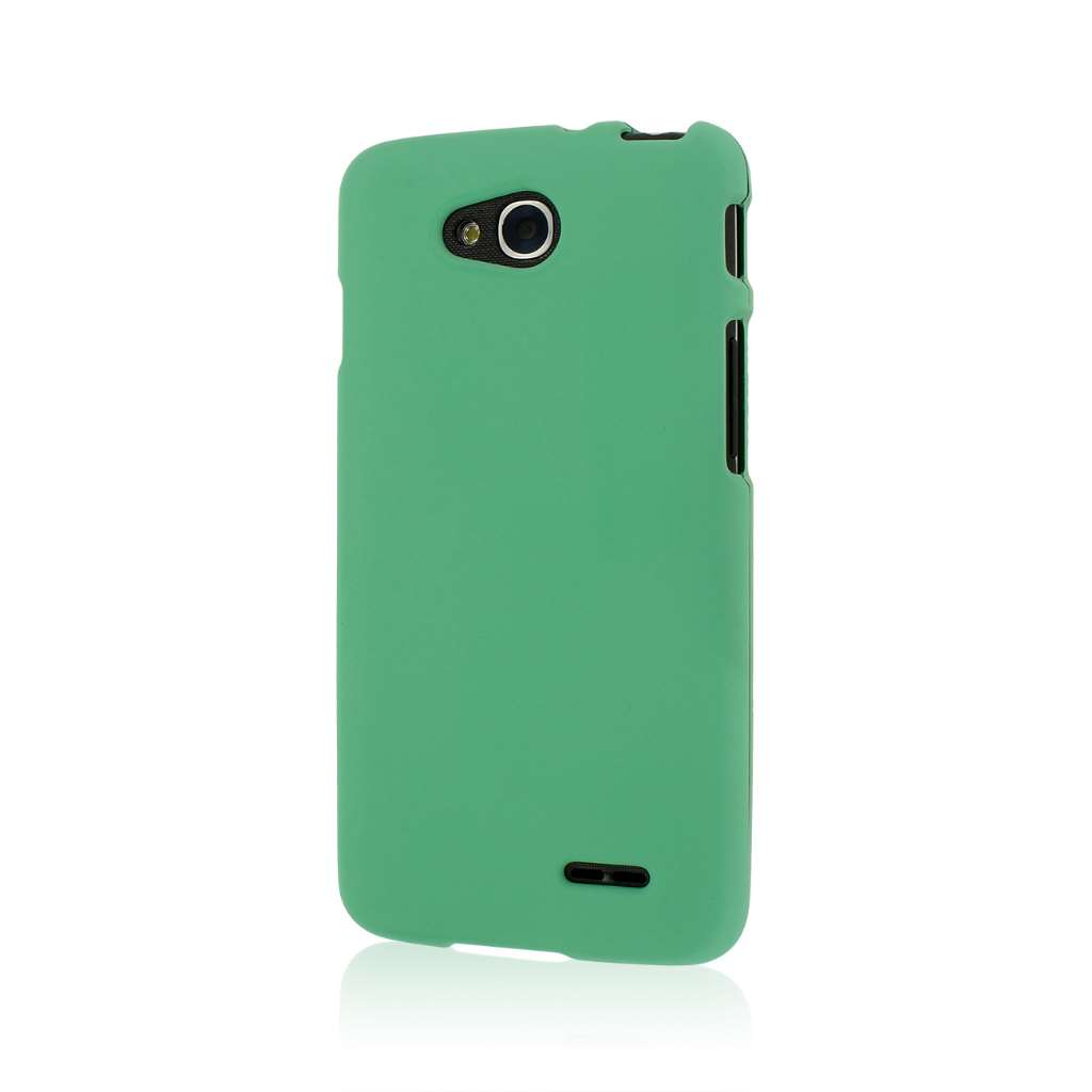 LG Optimus L90 - Mint Green MPERO SNAPZ - Case Cover