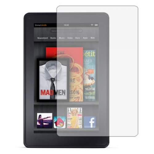 Amazon Kindle Fire Clear LCD Screen Protector