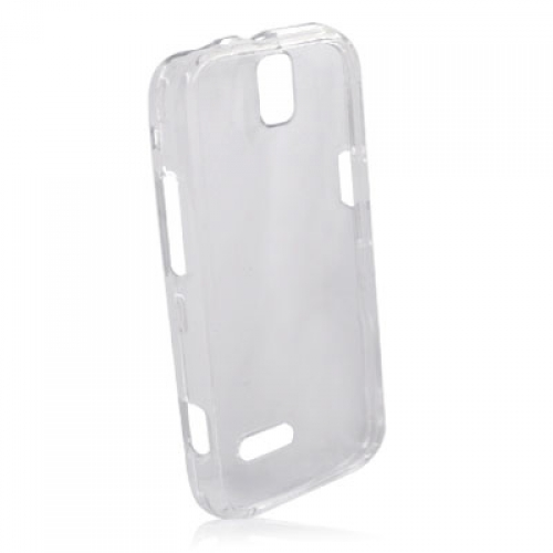 Motorola Xprt Clear Crystal Transparent Hard Case Cover