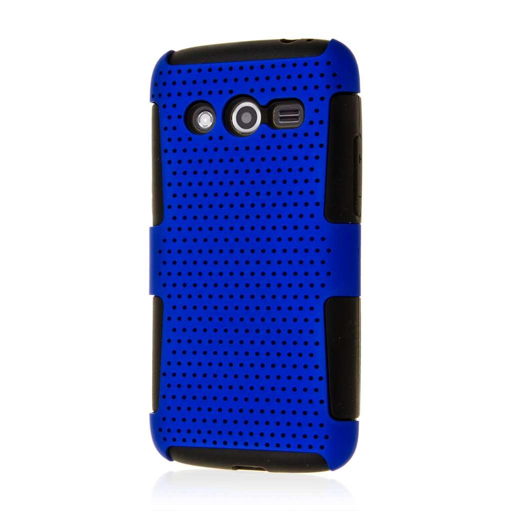 Samsung Galaxy Avant - Blue MPERO FUSION M - Protective Case Cover