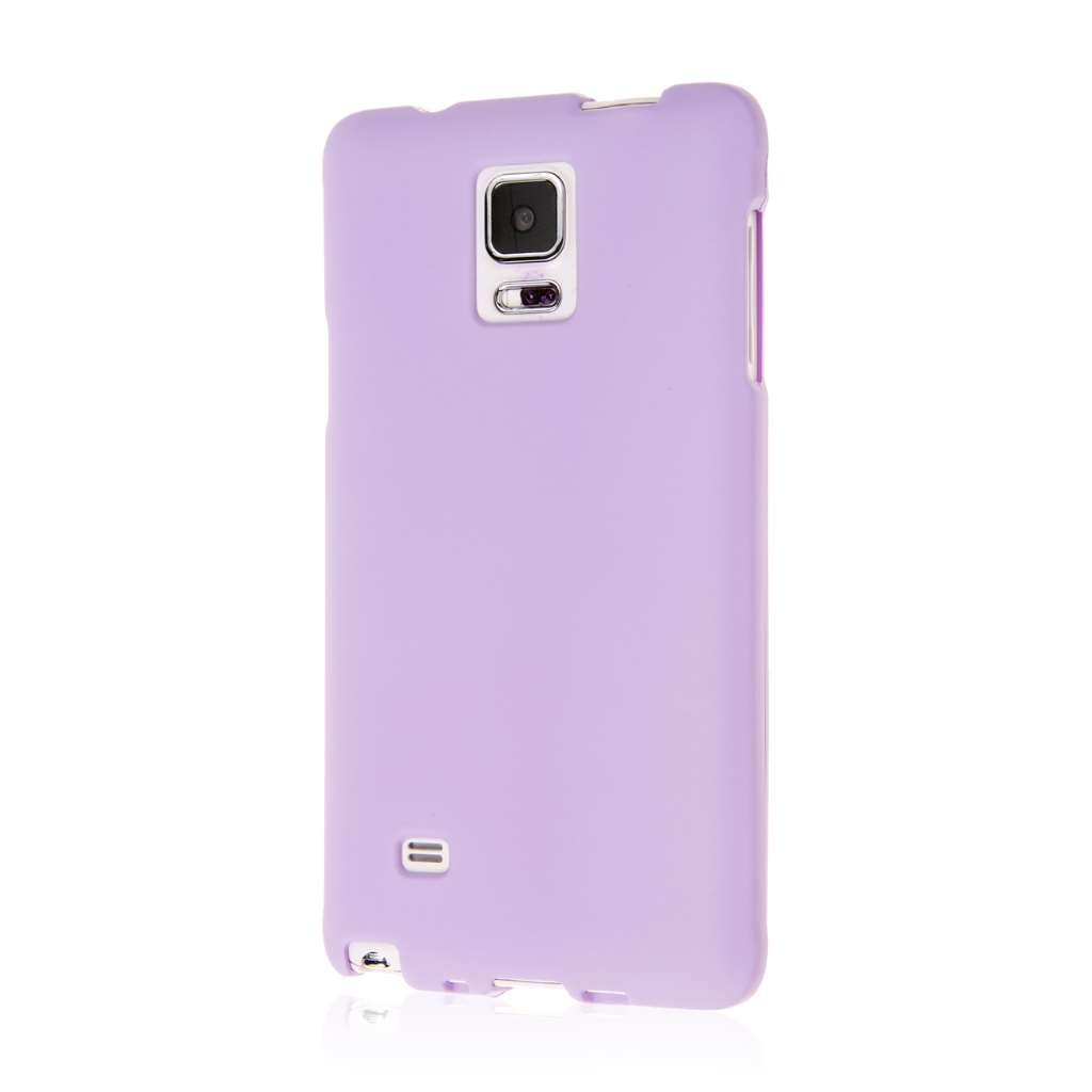 Samsung Galaxy Note 4 - Radiant Orchid MPERO SNAPZ - Case Cover