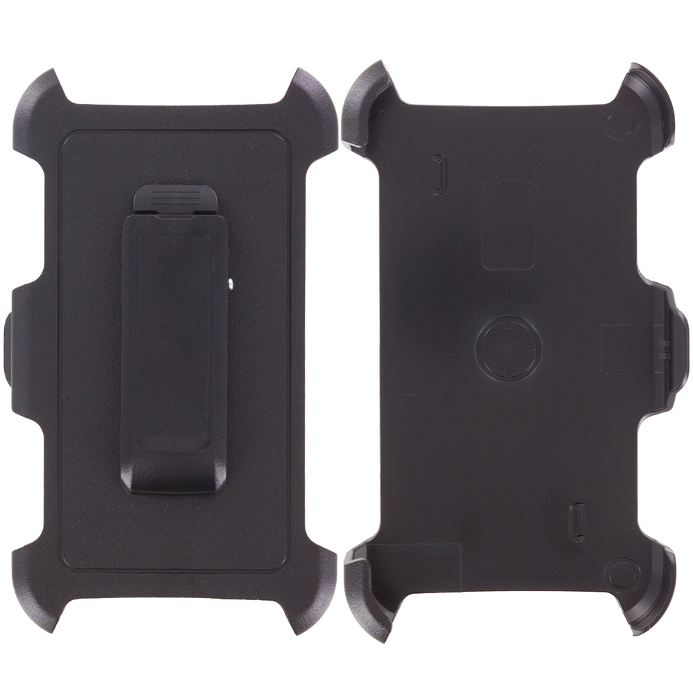 Samsung Galaxy S5 Black Otterbox Replacement Snap-On Belt Clip Swivel Rotating Holster