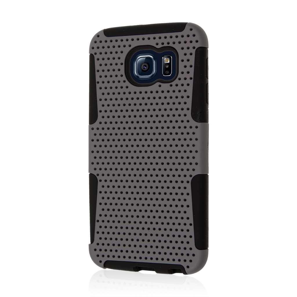 Samsung Galaxy S6 - Gray MPERO FUSION M - Protective Case Cover