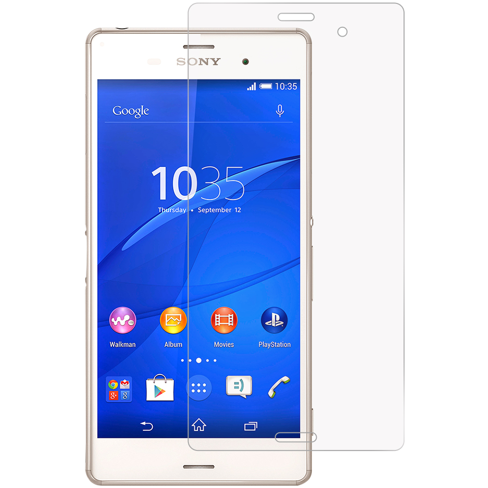 Sony Xperia Z3 Anti Glare LCD Screen Protector