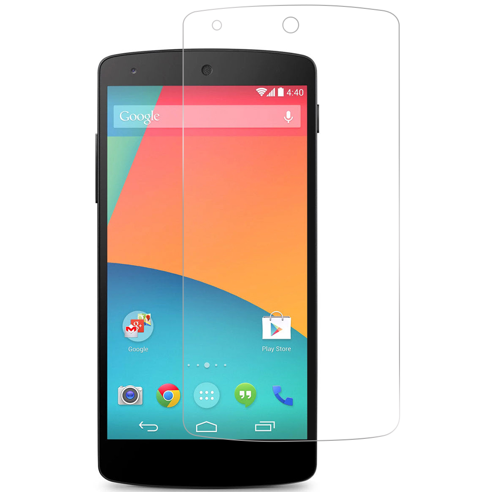 Motorola Google Nexus 6 Clear LCD Screen Protector