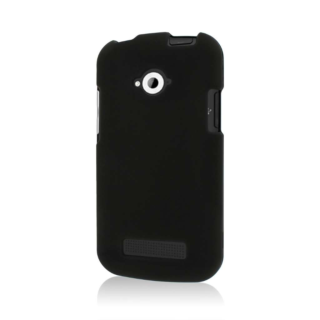 BLU Tank 4.5 - Black MPERO SNAPZ - Rubberized Case Cover