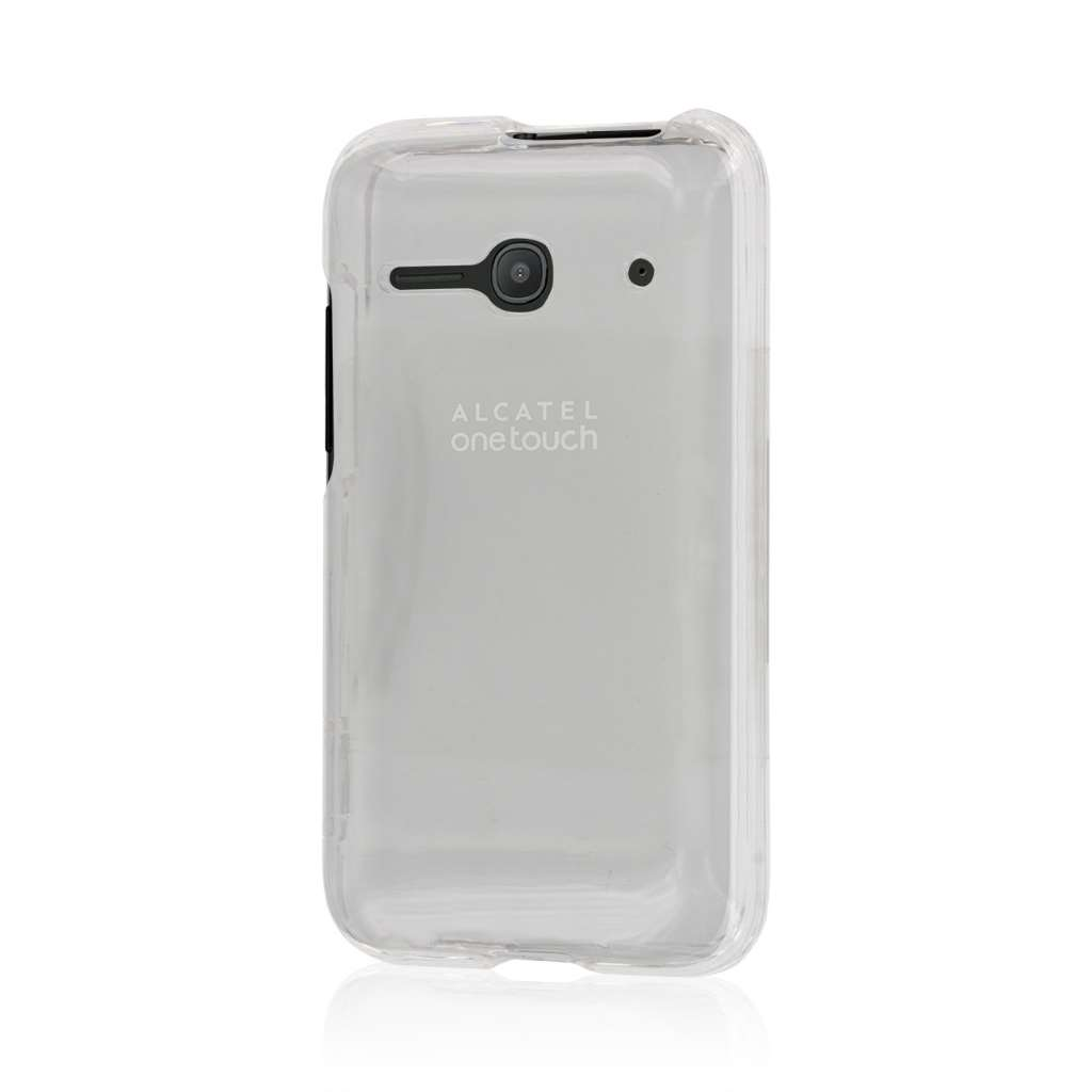 Alcatel OneTouch Evolve 2 - Clear MPERO SNAPZ - Case Cover