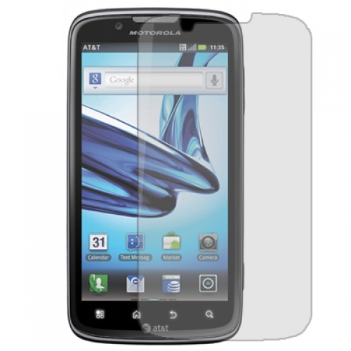 Motorola Atrix 2 MB865 Clear LCD Screen Protector