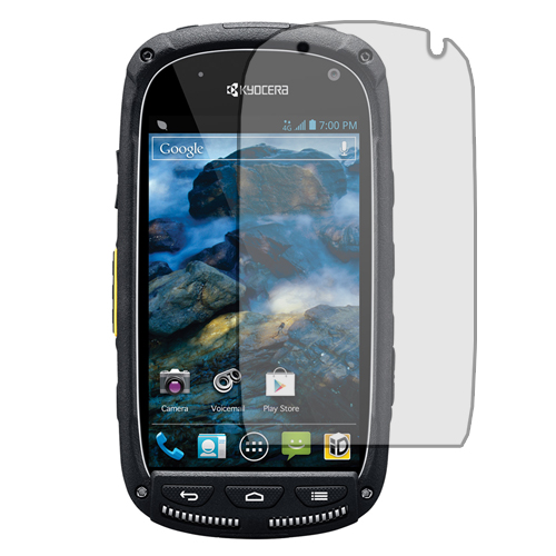 Sony Kyocera Torque Clear LCD Screen Protector
