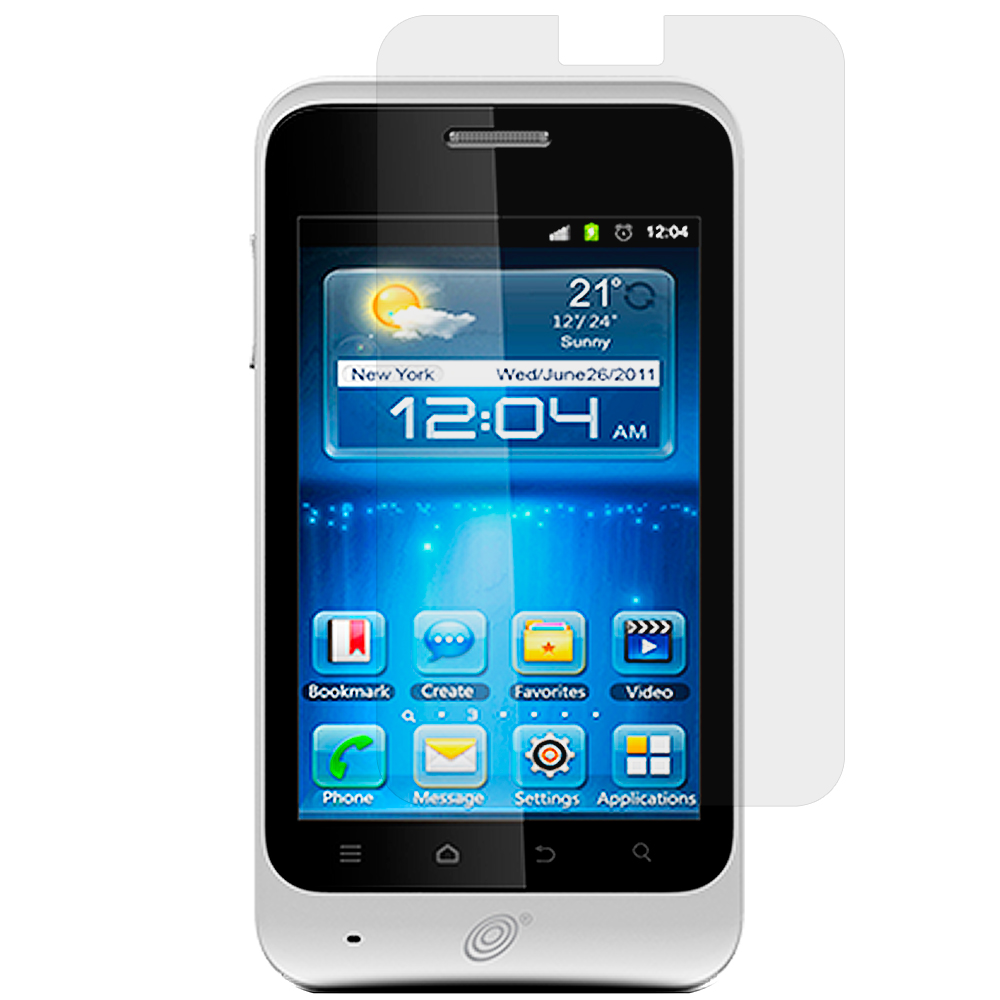 ZTE Illustra Z788G Clear LCD Screen Protector