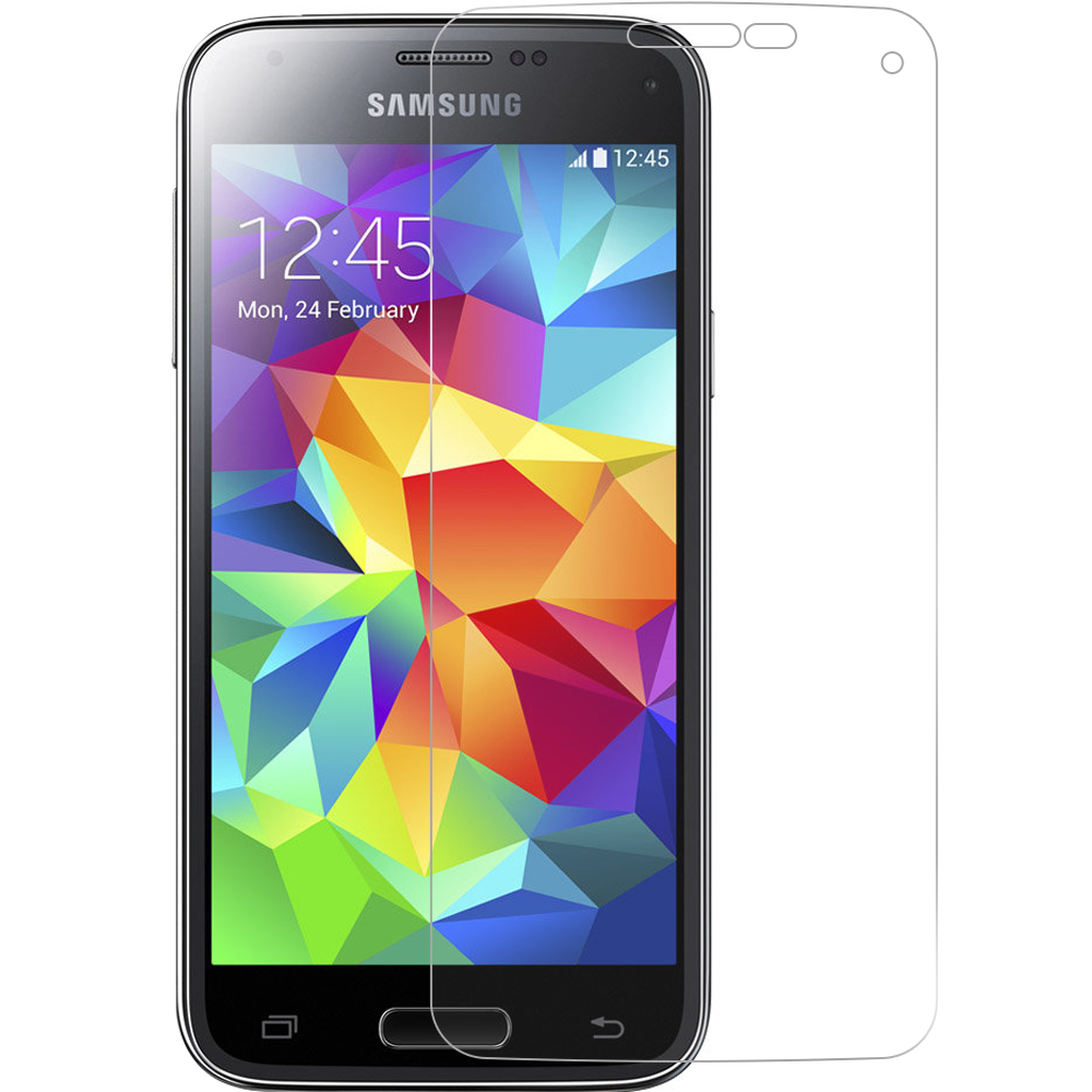 Samsung Galaxy S5 Mini G800 Clear LCD Screen Protector