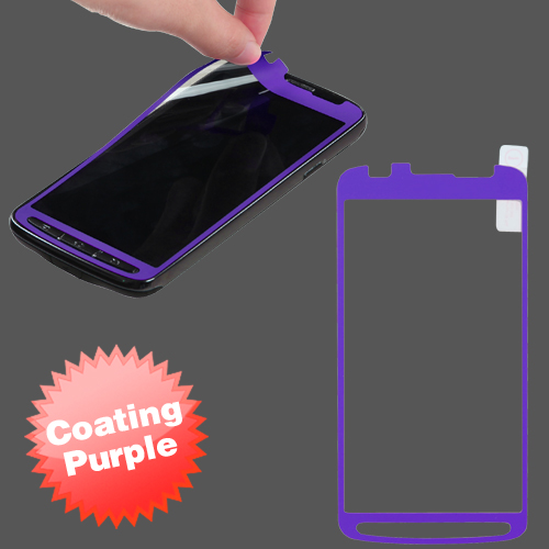 how to safely clean cell phone screen