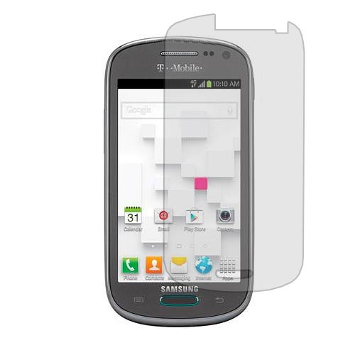 Samsung Galaxy Exhibit T599 Clear LCD Screen Protector